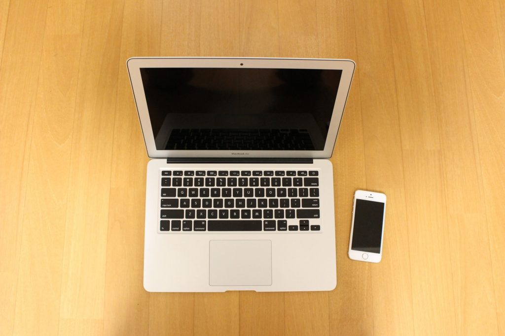 PCとモバイル