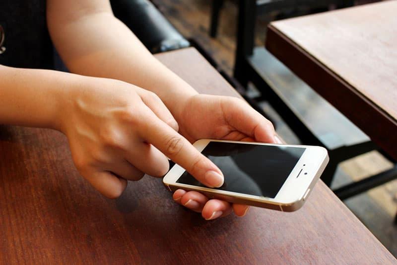 モバイル環境で利用